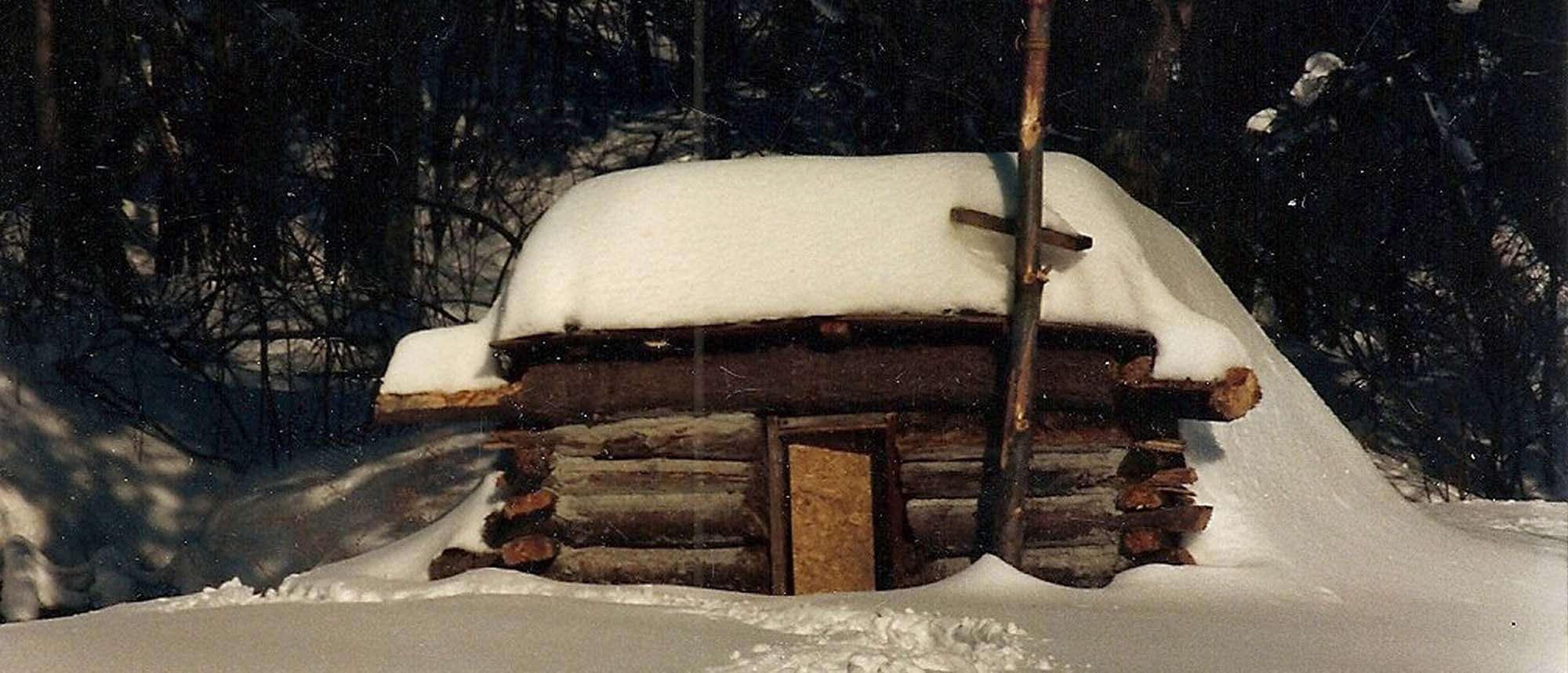 Childhood cabin