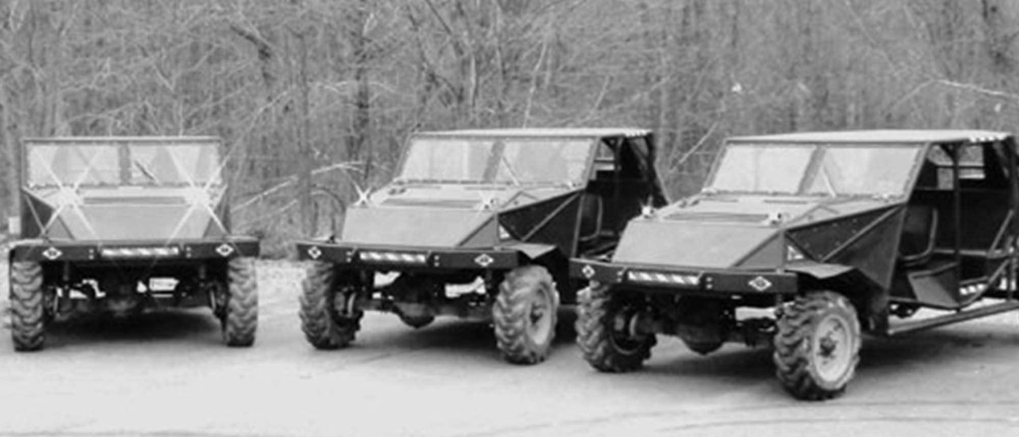 SR1 subterranean rover